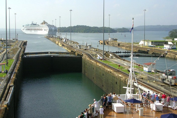 Roger - Panama Canal
