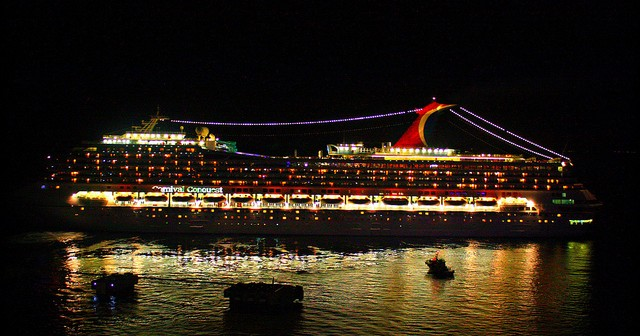 celebrity cruises caribbean nights