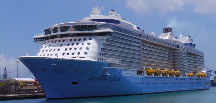 Anthem of the Seas - El Coleccionista de Instantes