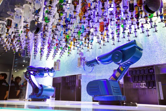 Bionic Bar - Royal Caribbean Press Center