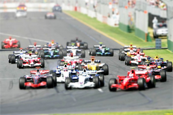 Formula One Cruising