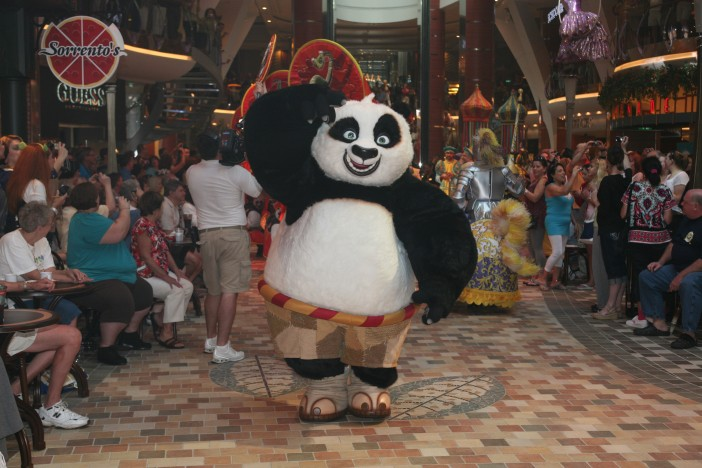 Kung Fu Panda 2 - Royal Caribbean Press Center