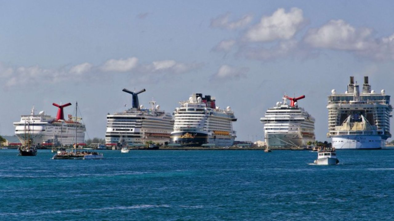 Worlds Largest Cruise Ship 2020.What Are The Largest Cruise Ships In The World Cruise1st Blog