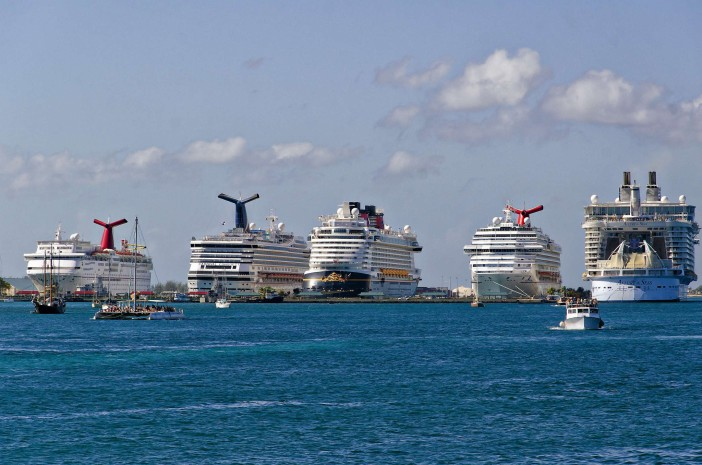 What are the Largest Cruise Ships in the World?