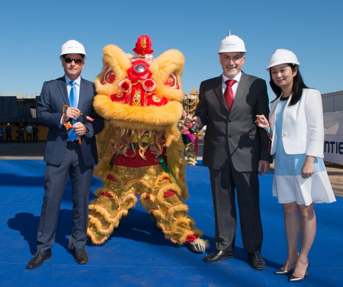 Princess Cruises Begin Construction on New Generation Ship