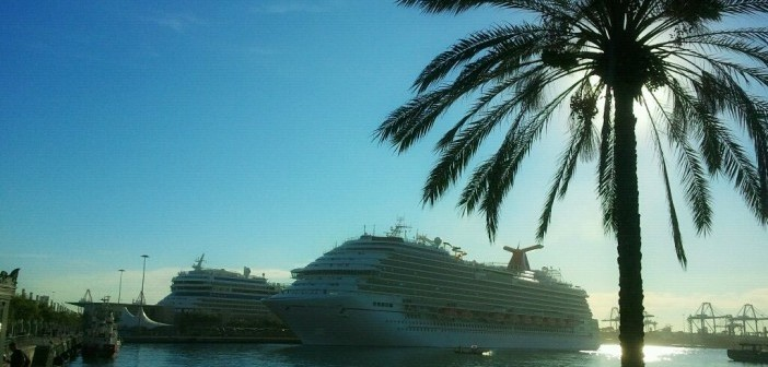 Carnival Cruise Lines - Gran Canaria