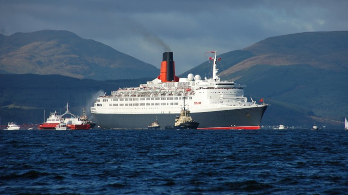 Whatever Happened to the QE2?