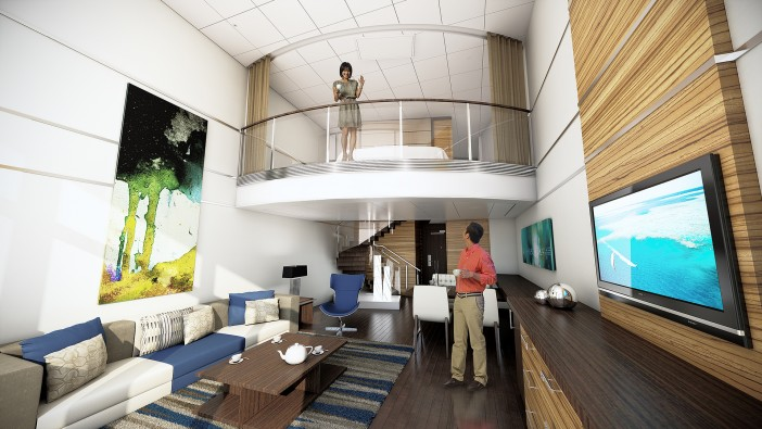 Royal Caribbean to Launch Three-Tier Suite Class