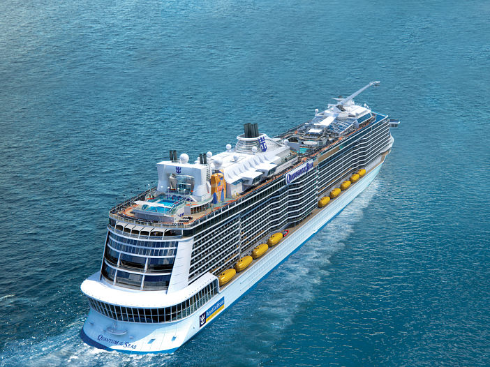Quantum of the Seas Receives Landmark Safety Award