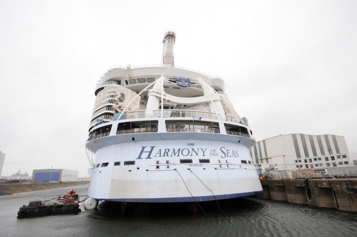 Royal Caribbean Shows Off Harmony of the Seas