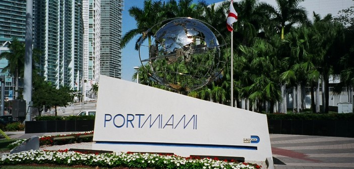 Port of Miami - Phillip Pessar