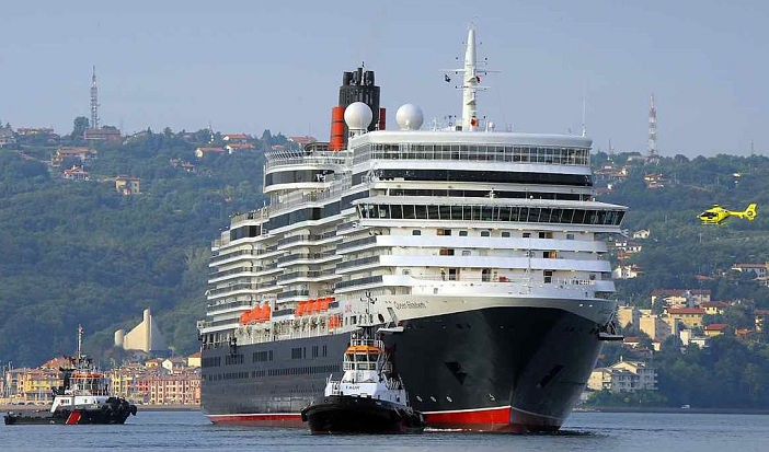 Cunard Queen Mary