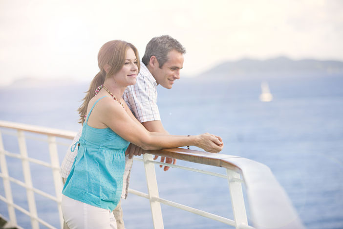 40% of Brits Fancy a Cruise