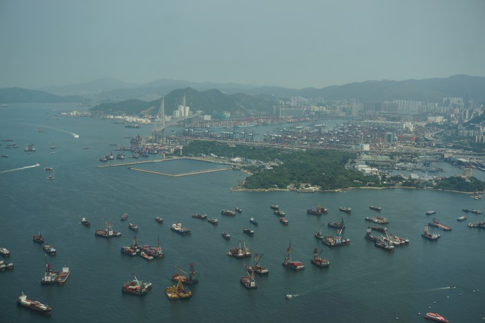 Port of Hong Kong - Andrew Smith