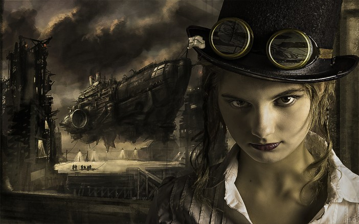 Steampunk - stephane