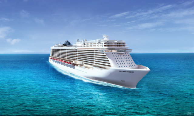 NCL Plans New Ship for Chinese Cruise Market