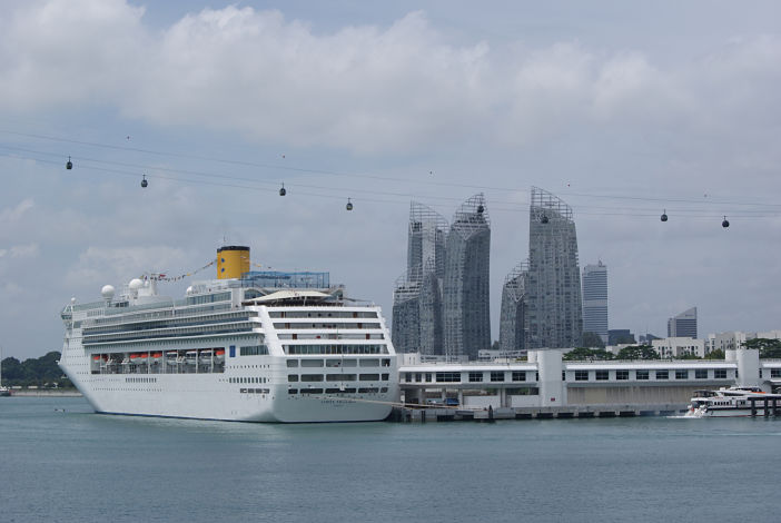 Singapore Cruise Centre Bags World Travel Award for 4th Time