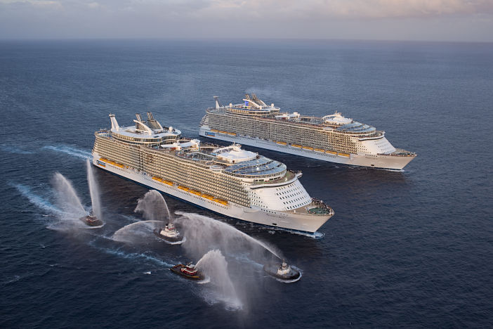 Royal Caribbean Orders Fifth Quantum Class Ship