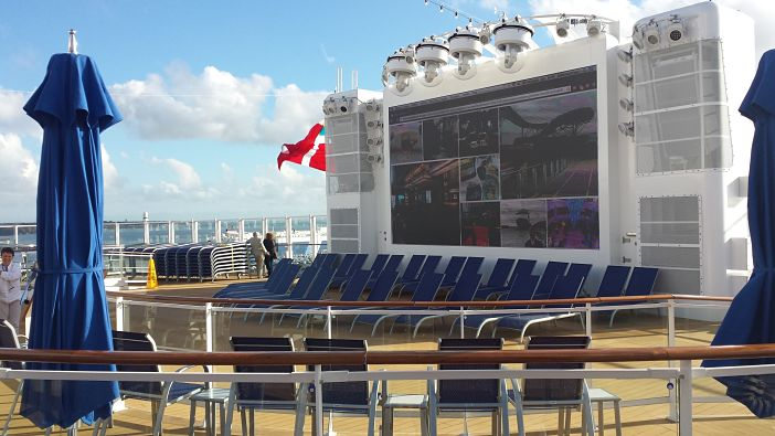Cruise Miss Tells All About the Norwegian Escape