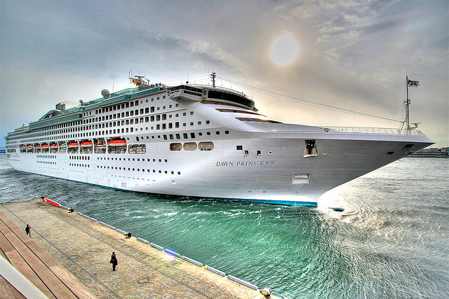 cruise industry 2016