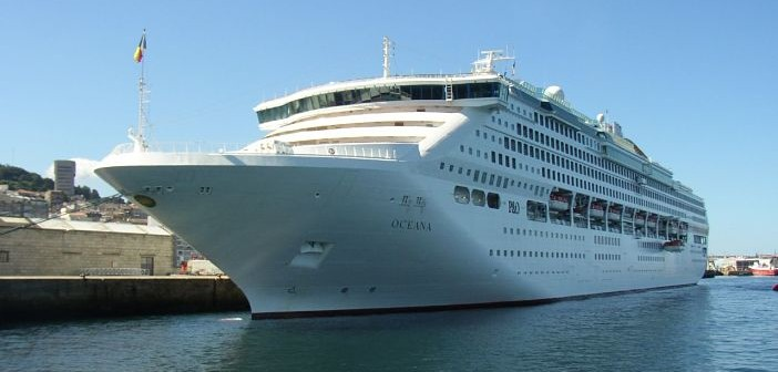 Oceana cruise ship cruise miss