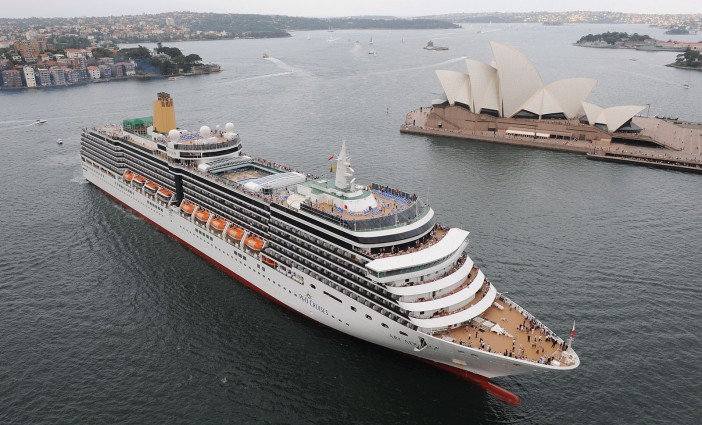 P&O Makes History with Australia's Largest Cruise Ship
