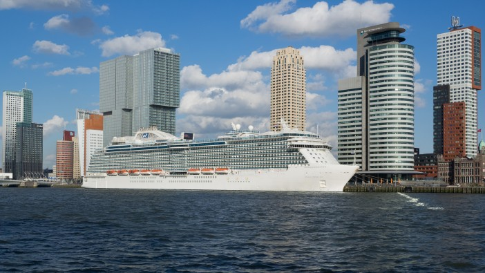 Regal Princess to Feature in ITV Documentary