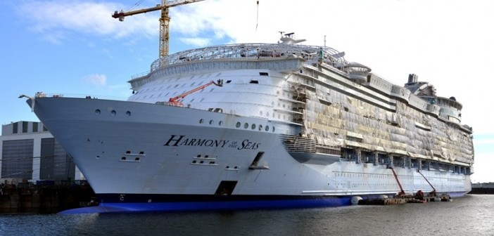Harmony of the Seas - RCI Press Center