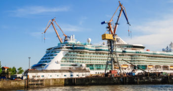 how are cruise ships built