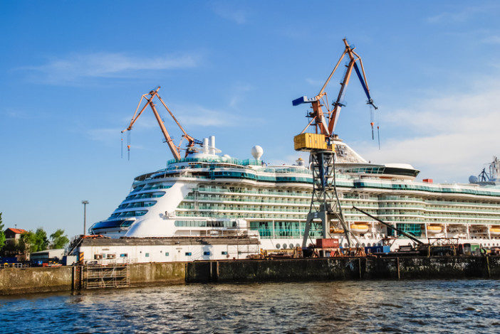 How Are Cruise Ships Built, and Who Builds Them? | Cruise1st