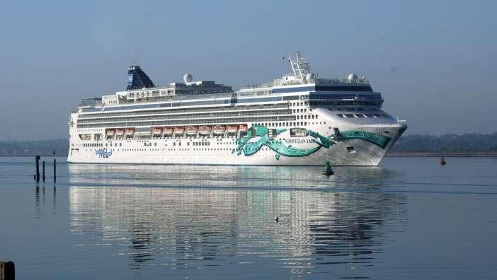 Southampton Set to Welcome Norwegian Jade in 2017