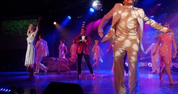 P and O Cruises Entertainment