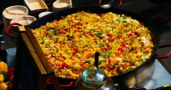 paella food spain