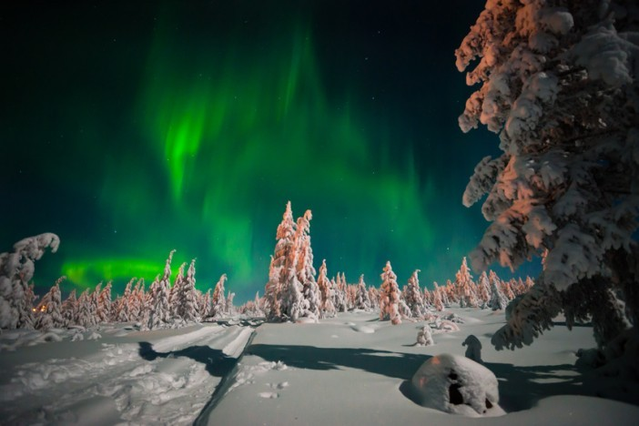 Aurora Borealia polar regions travel guide