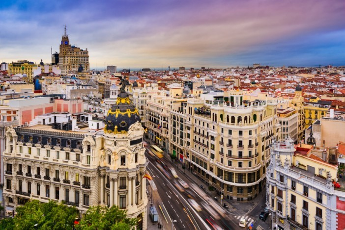 madrid city cruise travel guide