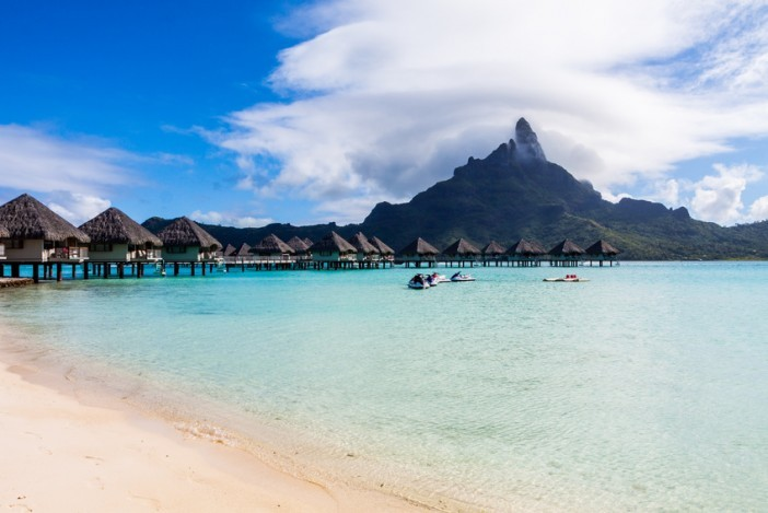 bora bora south pacific travel guide