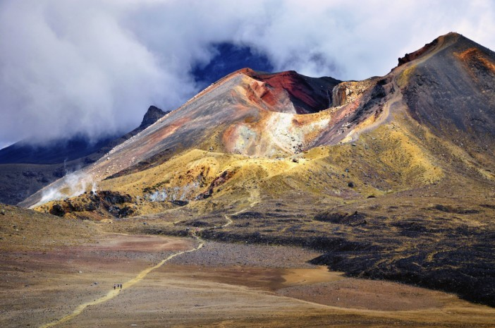 tongariro new zealand travel guide