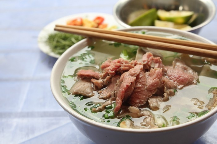 traditional beef pho asia cruise travel guide
