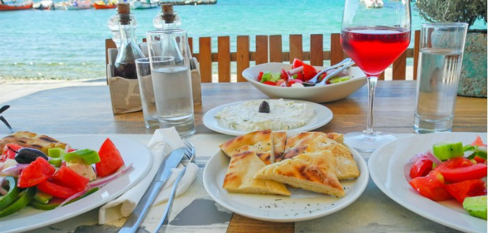 greek food mykonos
