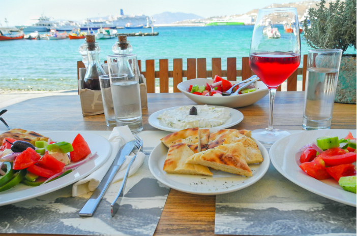 A Foodie's Tour of Greece