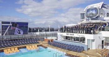 ovation of the seas swimming pool