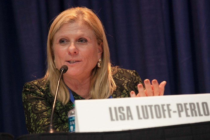 Celebrity's Lisa Lutoff-Perlo Honoured As Top Female CEO