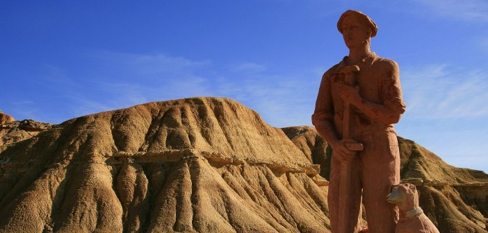 Bardenas Reales Spain S Incredible Desert Cruise1st Blog