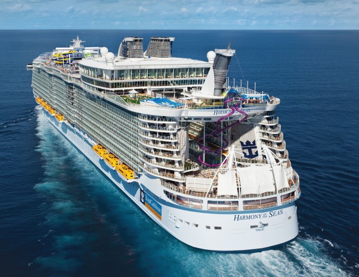 9 Days of Harmony of the Seas – The Ultimate Abyss