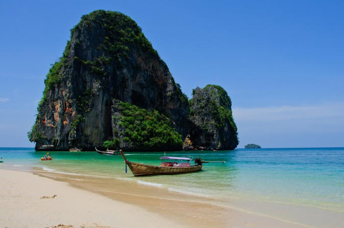 Phra Nang Beach - Mark Fischer