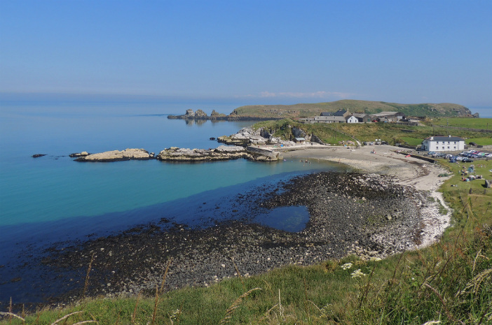 Portmuck is one of northern ireland's hidden gems