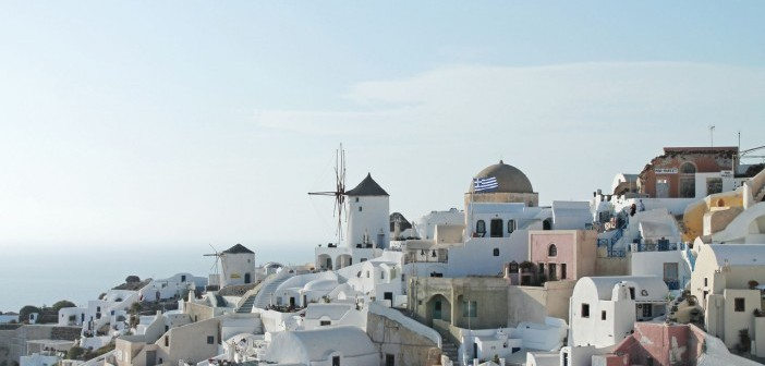Santorini Hottest Holiday Destination 2016
