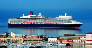 Queen Mary 2 New Look Cunard