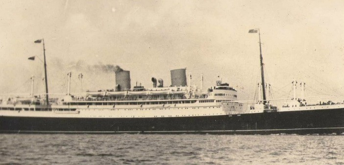 historic cruise ship