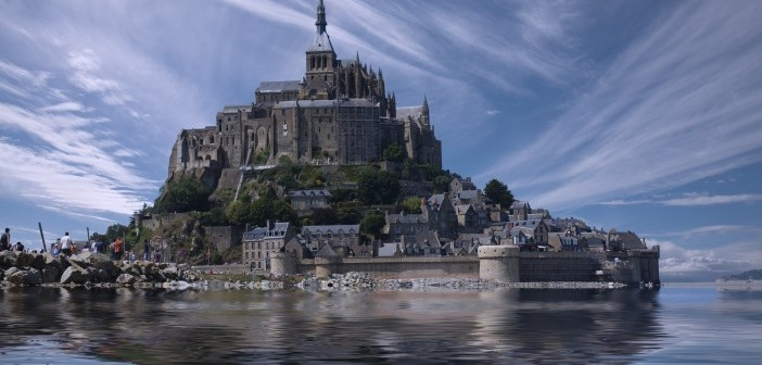 Euro 2016 French Cruise ports St Michel